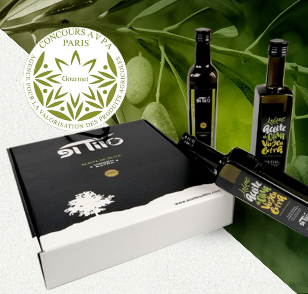 Aceite de oliva virgen extra El Tilo
